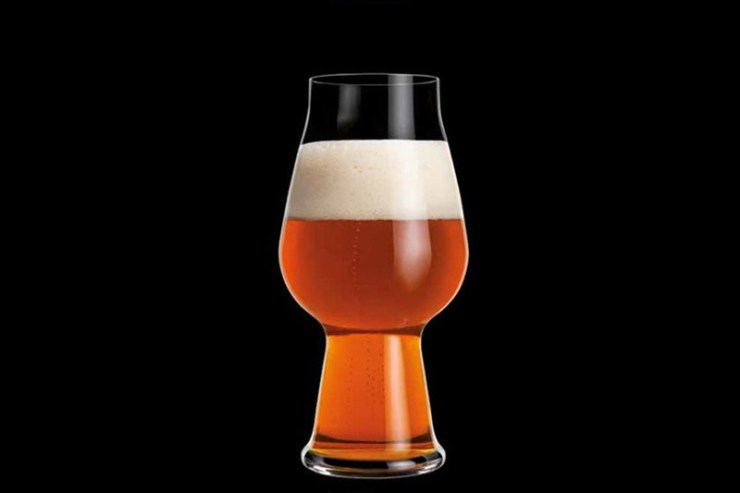 Luigi Bormioli Birrateque IPA Craft Beer Glasses