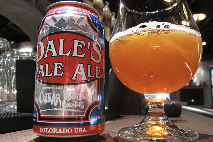 Oskar Blues Dale's Pale Ale - A classic craft beer you should revisit