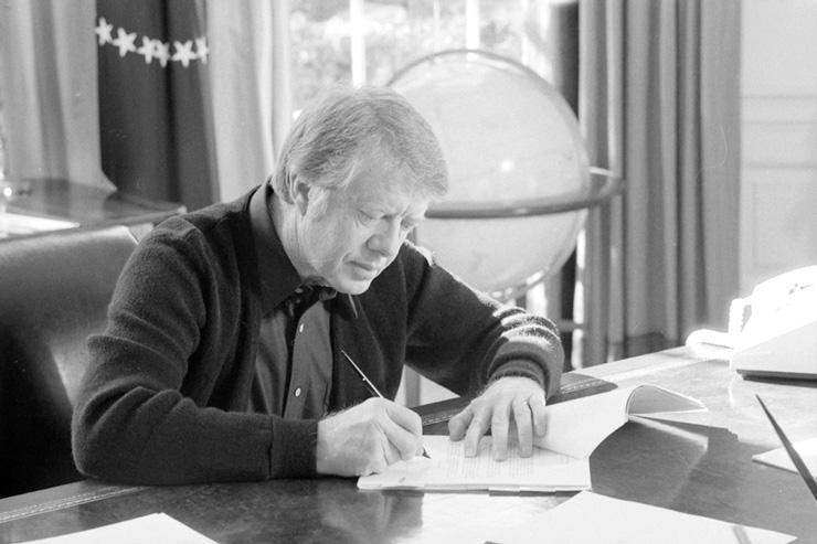 Jimmy Carter - Home Brew Hero