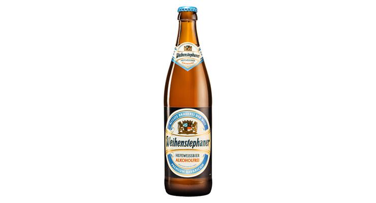 Alcohol Free Beers - Weihenstephaner Hefeweissbier Alkoholfrei