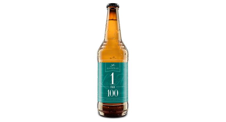 Alcohol Free Beer - Brewer Kormoran 1 na 100 Lite APA