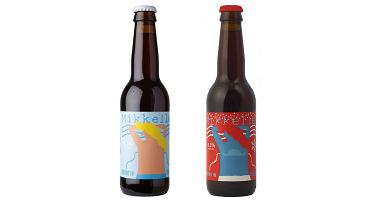 Alcohol Free Beers - Mikkeller Drink'in the Sun/Snow