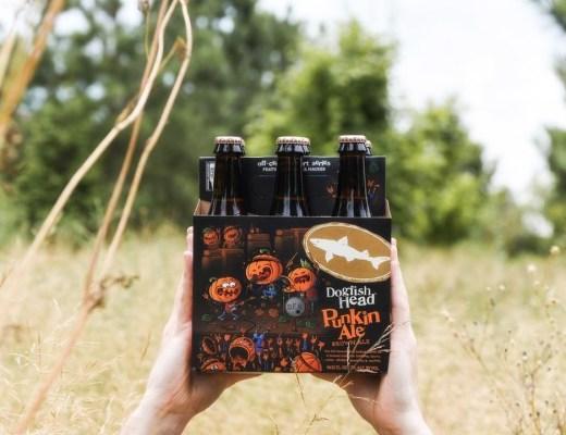 Dogfish Head Brewing 2019 Punkin Ale