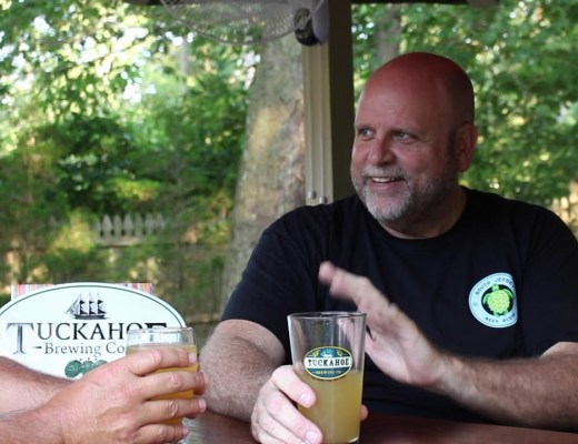 South Jersey Beer Scene Show - Pilot Episode with Tuckahoe Brewing