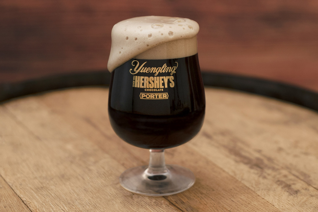 First-Ever Yuengling Hershey's Chocolate Porter