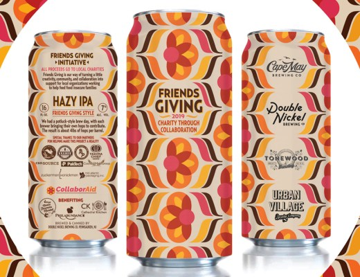 Friends Giving 2019 - Pot-luck style IPA
