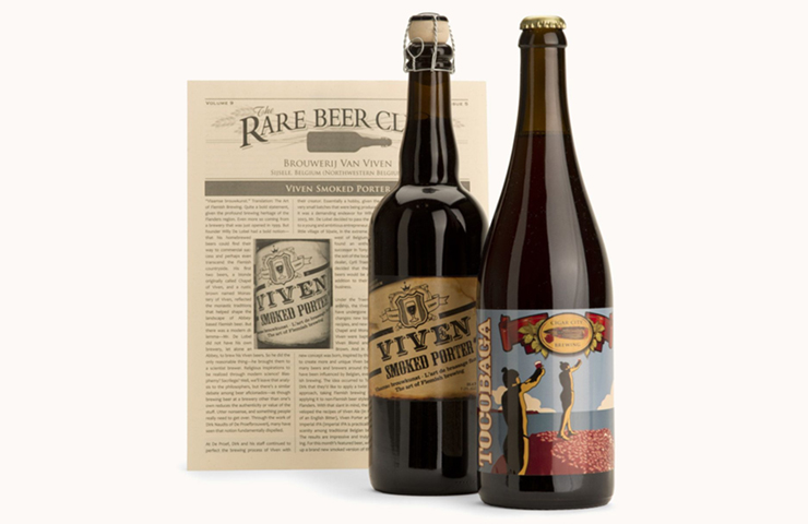 Rare Beer of the Month Club