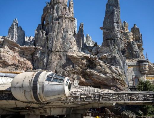Beers in a Galaxy Far Far Away - Star Wars Galaxy's Edge