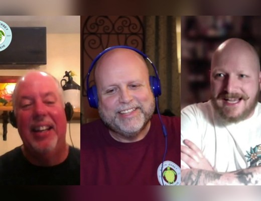 South Jersey Beer Scene Live - featuring Jon Hederson from Good Time Tricycle