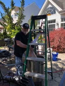 Why We Brew - Vic's Setup