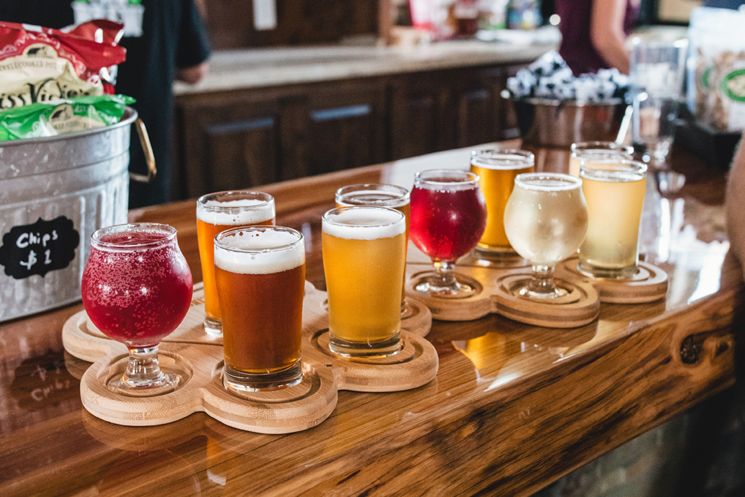 South Jersey Beer Scene - Craft Beers that are about to be served
