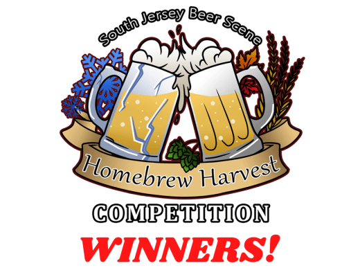 South Jersey Beer Scene Harvest Homebrew Contest Winners
