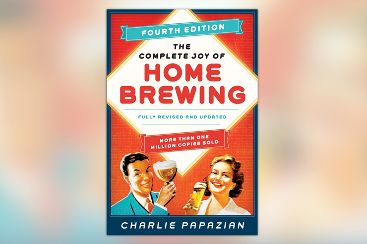 The Complete Joy of Home Brewing by Charlie Papazian