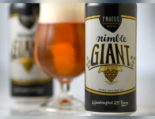 Tröegs releases Nimble Giant