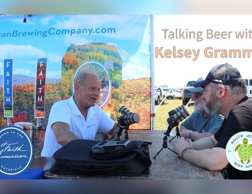 Talking Beer and Faith American Brewing Company with Kelsey Grammer