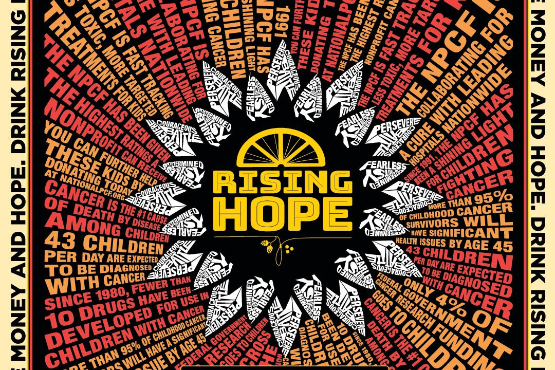 Rising Hope Hazy IPA