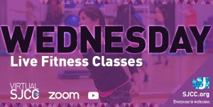 Wednesday Fitness Class Listing