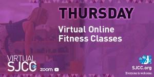 Thursday Virtual Fitness
