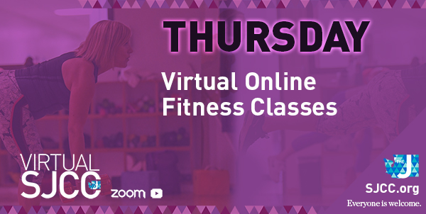 Thursday Virtual Fitness
