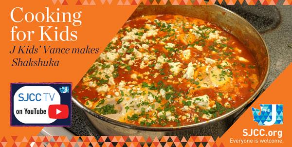 Cooking For Kids - Shakshuka