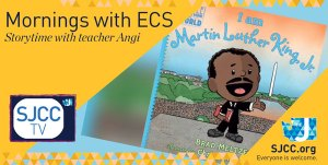 Mornings with ECS - Storytime with Angi