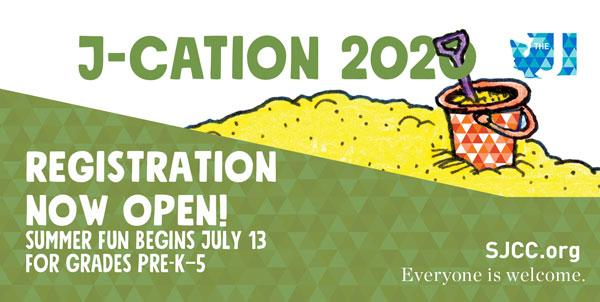 J-Cation Registration Now Open