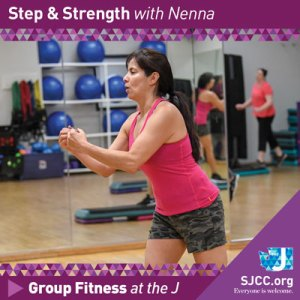 Step & Strength with Nenna