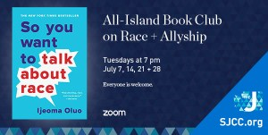 Book Club on Race and Allyship