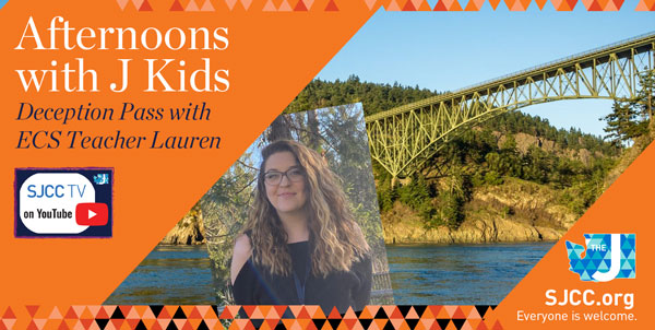 Afternoons with j Kids - Deception Pass