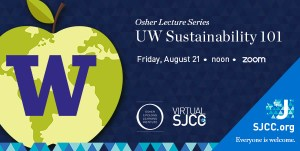 Osher at the J: UW Sustainability
