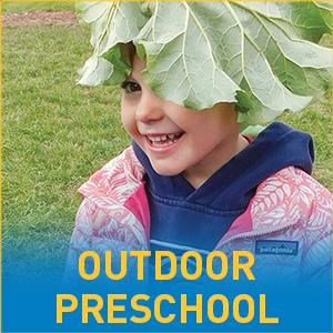 Outdoor Preschool Promo Button