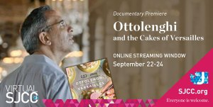 Virtual Film Screening: OTTOLENGHI AND THE CAKES OF VERSAILLES