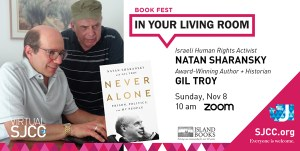 Virtual Book Fest: Natan Sharansky and Gil Troy