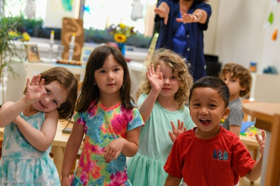 Stroum Jewish Community Center - ECS Classroom 212 (Three's) - Aug. 17, 2020