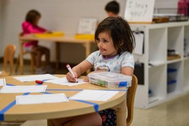Stroum Jewish Community Center - ECS Classroom 210 - Aug. 21, 2020