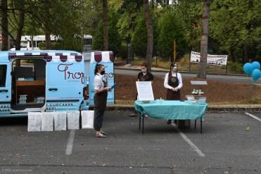 Stroum Jewish Community Center - Sweet Treats with Trophy Cupcakes - Rosh Hashanah - Sept. 17, 2020
