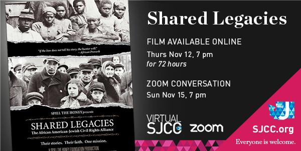 Film + Zoom: Shared Legacies