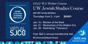 Osher Winter Studies Course
