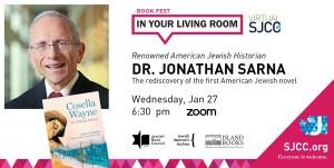 Virtual Book Fest: Jonathan Sarna