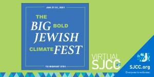 Big Bold Jewish Climate Fest Promo