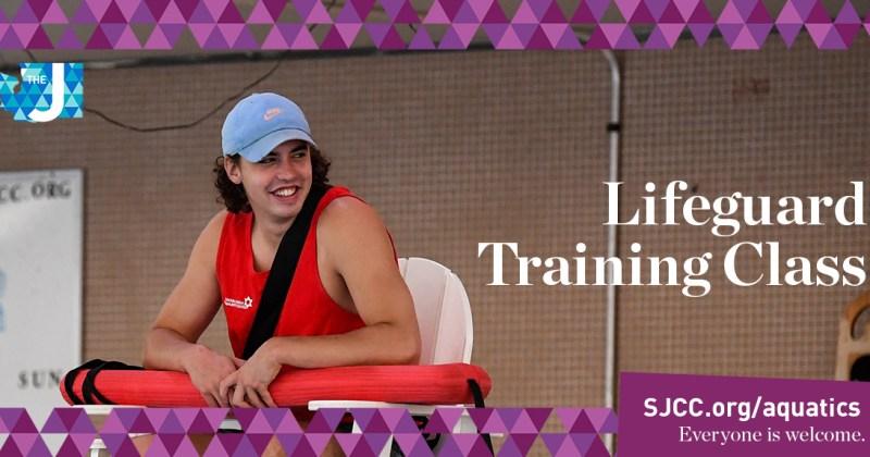 Lifeguard Training Class Feature Image