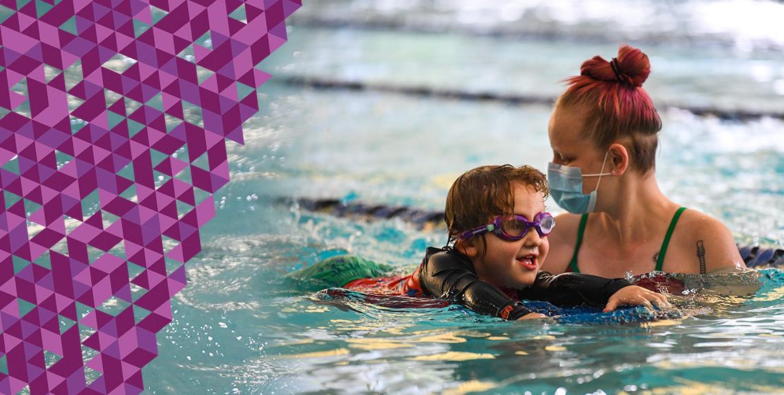 Swim Lesson - Rotator