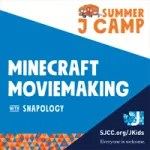 Minecraft Moviemaking Camp