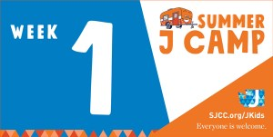 Summer J Camp Week 1