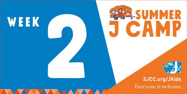 Summer J Camp Week 2