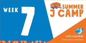 Summer J Camp Week 7
