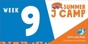 Summer J Camp Week 9