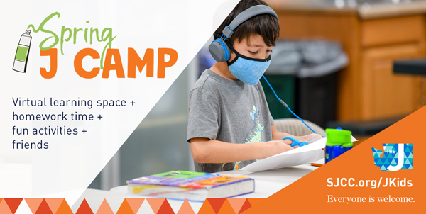Spring J Camp - School Edition: April 19-June 18