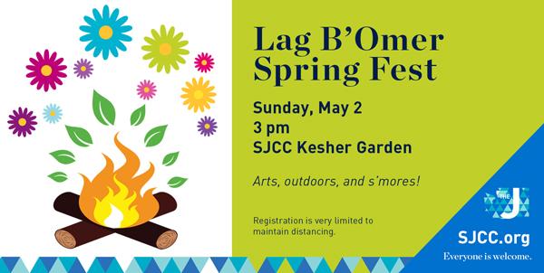 Lag B'Omer Spring Fest