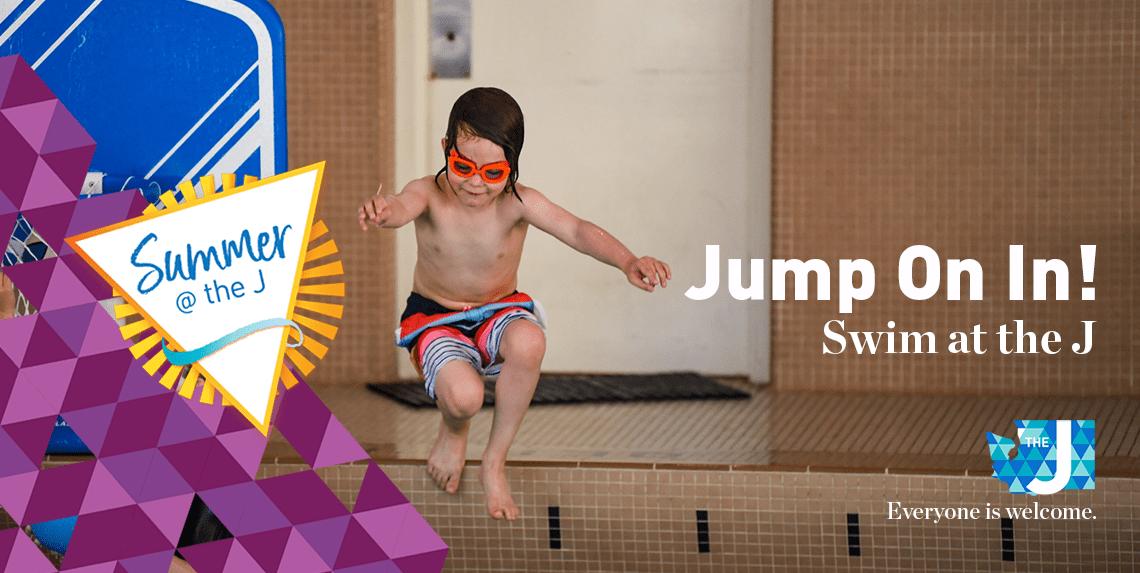Summer Swim At J